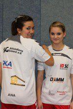 Die Handballmädels (B + C-Jugend) der SG Attendorn-Ennest